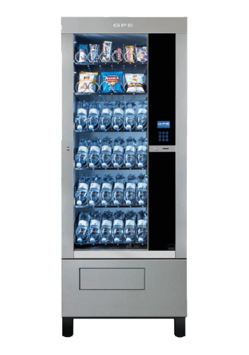 snack vending machines - GPE 30