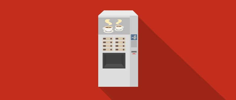 How Do Coffee Vending Machines Work