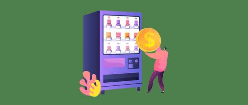 Snack Vending Machine as A Perk & Get Revenue