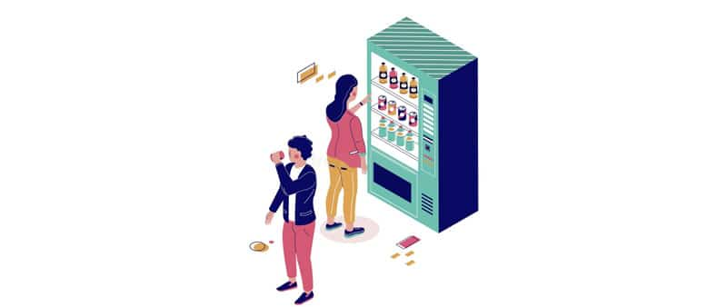 Stay Hydrated with Vending Machines